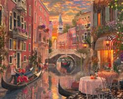 Venice Cities Jigsaw Puzzle