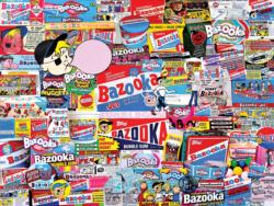 Bazooka Collage Jigsaw Puzzle