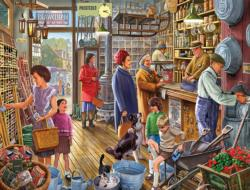 The Hardware Store General Store Jigsaw Puzzle