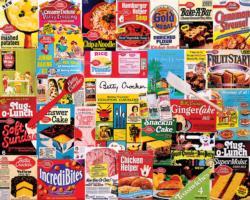 Betty Crocker Collage Jigsaw Puzzle