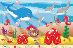 Sea Time Under The Sea Children's Puzzles