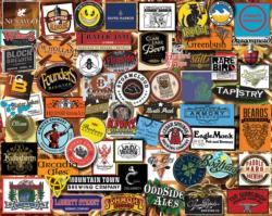 Michigan Beer Adult Beverages Impossible Puzzle