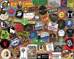 Pennsylvania Craft Beer Adult Beverages Jigsaw Puzzle