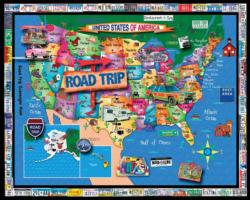 Family Vacation United States Jigsaw Puzzle