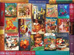 Christmas Books Christmas Jigsaw Puzzle