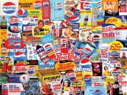 Pepsi Nostalgic / Retro Jigsaw Puzzle