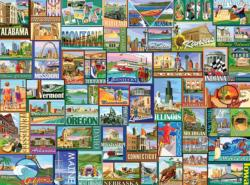 America United States Jigsaw Puzzle