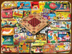 Classic Games Jigsaw Puzzle