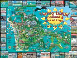 Marco Island, FL Collage Impossible Puzzle