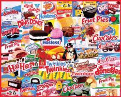 Hostess Sweets Jigsaw Puzzle