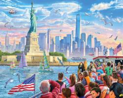 Statue of Liberty Statue of Liberty Jigsaw Puzzle
