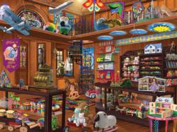 Toy Shop Seek & Find Shopping Jigsaw Puzzle