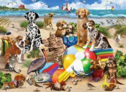 Beach Buddies - Scratch and Dent Summer Jigsaw Puzzle