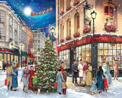 Christmas Carolers Christmas Large Piece
