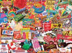 Old School Candy Sweets Large Piece