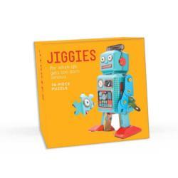 I Am Your Future Robots Miniature Puzzle