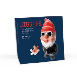 Gnomebody Loves You Like I Do Everyday Objects Miniature Puzzle