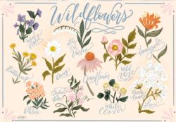 Wildflowers Graphics / Illustration Jigsaw Puzzle