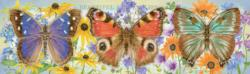Butterflies Butterflies and Insects Panoramic Puzzle