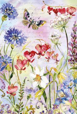 Eden Flowers Jigsaw Puzzle