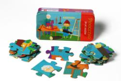 Pinocchio Movies / Books / TV Children's Puzzles
