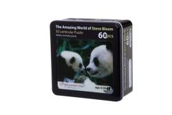 Mother & Baby Panda Pandas Lenticular