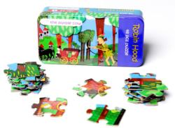 Robin Hood Movies / Books / TV Children's Puzzles