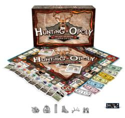 Hunting-Opoly Father's Day