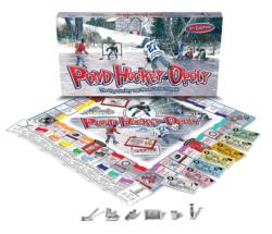 Pond Hockey-opoly (2nd Edition)