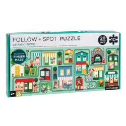 Around Town Cities Children's Puzzles