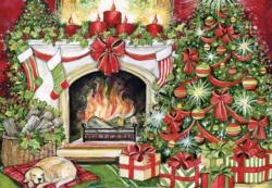 Christmas Warmth Christmas Jigsaw Puzzle