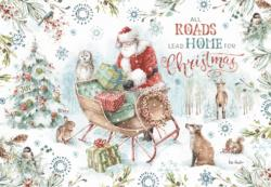 Magical Holidays Christmas Jigsaw Puzzle