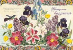 Garden Botanicals Garden Jigsaw Puzzle