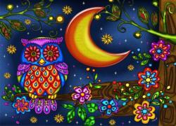 It's Owl Good Night Jigsaw Puzzle
