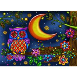 It's Owl Good Night Jigsaw Puzzle