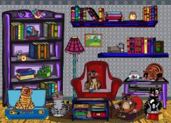House Cats Cats Jigsaw Puzzle