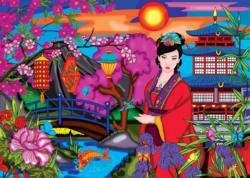 NIWA Asia Jigsaw Puzzle