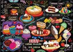 All That Sweetness Sweets Jigsaw Puzzle