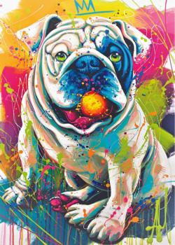 King Pablo Dogs Jigsaw Puzzle