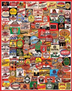 Cheers! - Scratch and Dent Food and Drink Jigsaw Puzzle