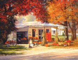 Jacks and Marbles General Store Jigsaw Puzzle