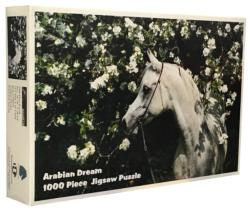 Arabian Dream NPOS Flowers Jigsaw Puzzle
