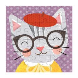 Cat Cats Children's Puzzles