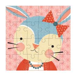 Rabbit Animals Children's Puzzles