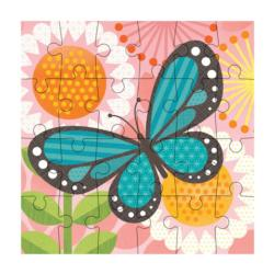 Butterfly Butterflies and Insects Children's Puzzles