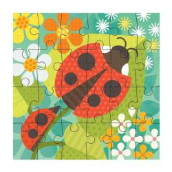 Ladybugs Butterflies and Insects Children's Puzzles