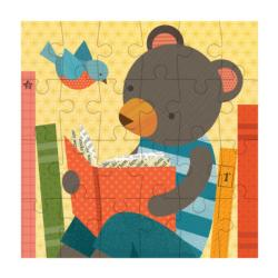 Reading Bear Bears Children's Puzzles