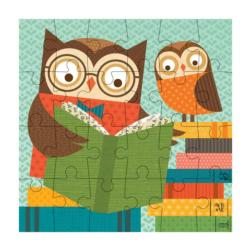 Reading Owls Owl Children's Puzzles