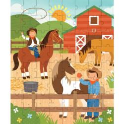 At The Ranch Farm Tin Packaging