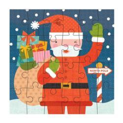 Santa Santa Children's Puzzles